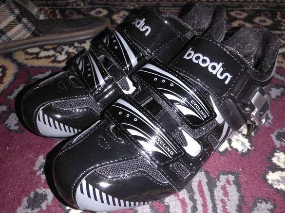 Обувки за колоездене