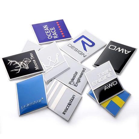 Embleme - stikere metalice