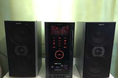 Сони музыкальный центр Sony
