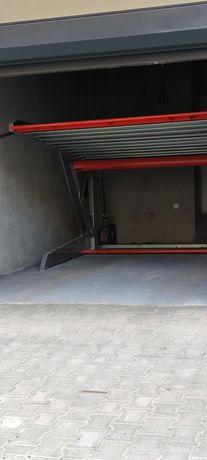 Паркинг система за два автомобила 2тона