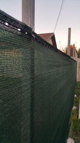 PLASA UMBRIRE pentru Garduri/Terase/Foișoare.Role de 10m, 25m și 50m