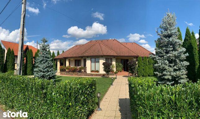 Casa in zona Castel Transilvania cu 3 dormitoare, Finisaje Moderne