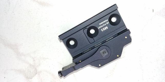 Adaptor QD pentru lanterna tip Surefire arma airsoft