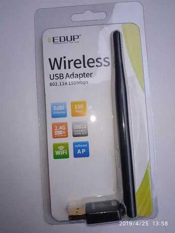 WiFi адаптер антенна