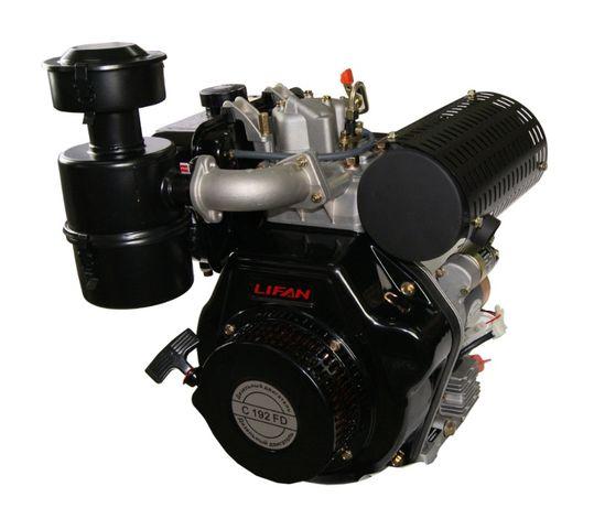 Дизельный двигатель 15 л.с. для трактора, минипогрузчика, техники