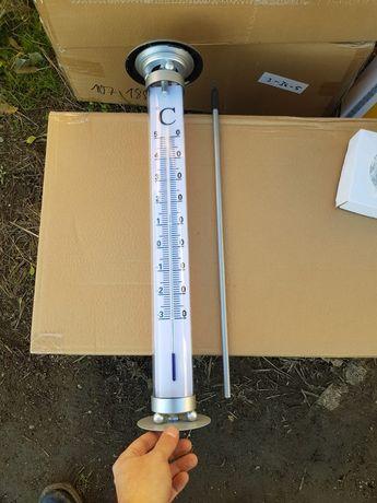 Termometru de gradina solar