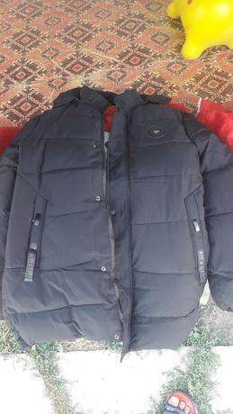 Куртка мужская, зимняя, новая