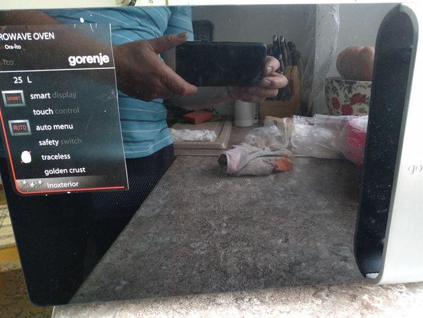 Продам новую микроволновую печь Gorenje на 25 л