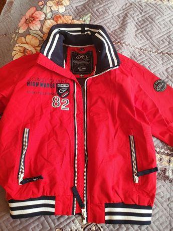 Детские модные куртки