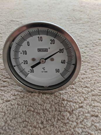 Термометър WIKA неръждаем/inox индустриален
