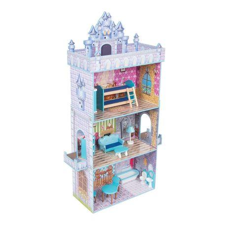 Кукольный домик Эльзы