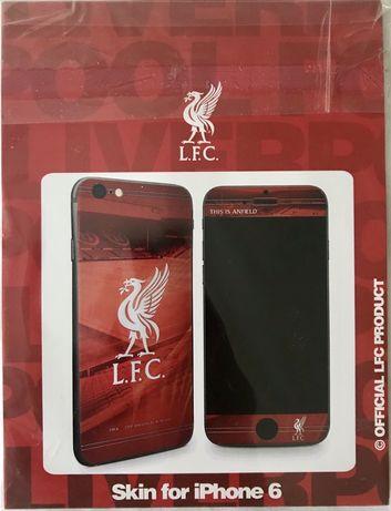 Skin LFC-Iphone 6 Liverpool/ Ливърпул/ skin