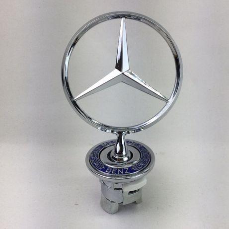"Емблема за преден капак Мерцедес Mercedes ""мерник"" C / E / S - Class"