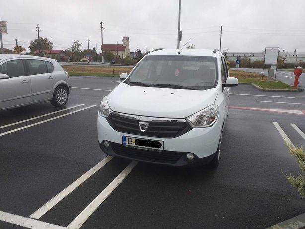 Dacia Lodgy MCV 7 locuri
