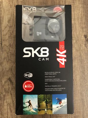 Спортна камера SK8 4K Wifi
