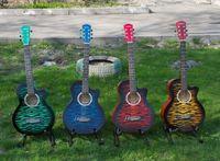 Акустическая гитара T-R381. Высокое Качество! Супер дизайн! Алматы.