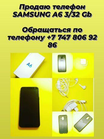Продаю телефон SAMSUNG A6 3/32
