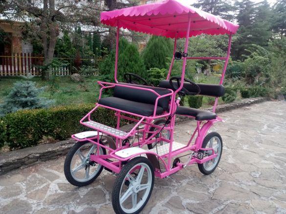Продавам нови двуместни и четириместни рикши