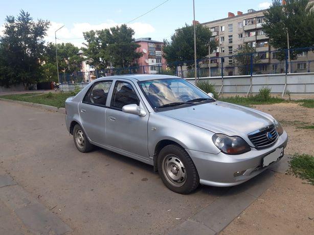 Продам автомобиль Geely ck (2015г)