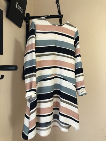 Продам платье Zara. Почти новое. Одето пару раз