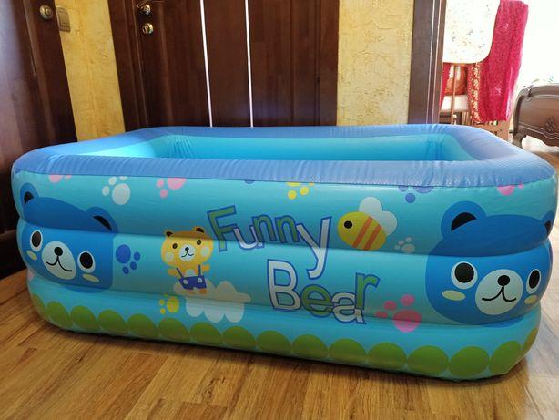 Продам детский бассейн новый