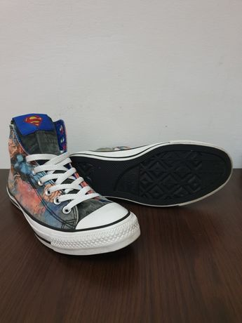 Converse All Star X Superman limited edition colection 2015