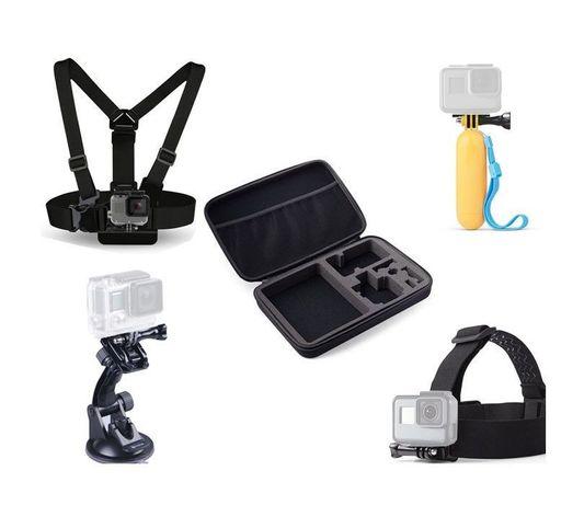 Универсален комплект аксесоари за екшън камери | №2065 | hdcam.bg