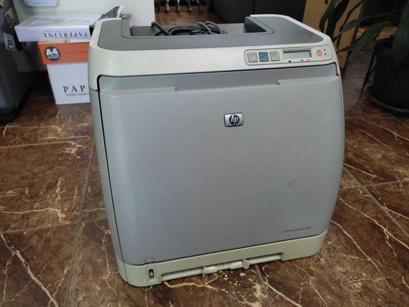 Принтер HP Color LaserJet 1600 CB373A Цветен