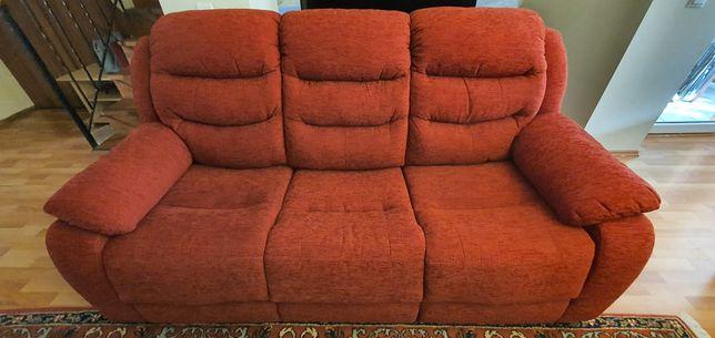 Canapea 3 locuri, extensibila
