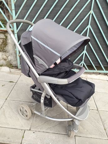 Детска количка 3в1 Хаук малибу hauck malibu