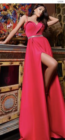 Rochie Atmosfere ciclam
