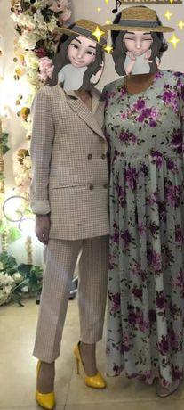 Двойка костюм шалбар