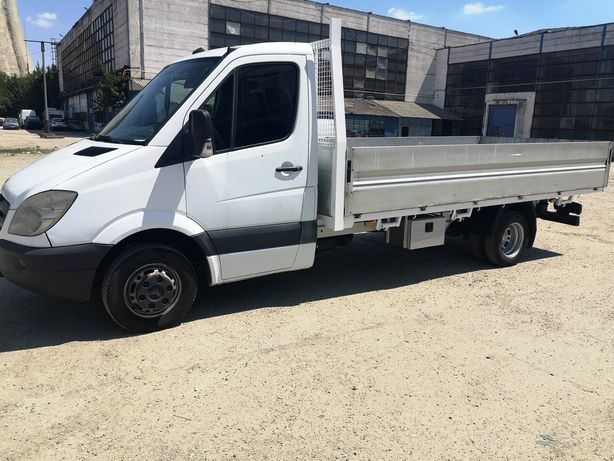 Mercedes Sprinter 415 //DETARATA 3.5T// OSIE DUBLA
