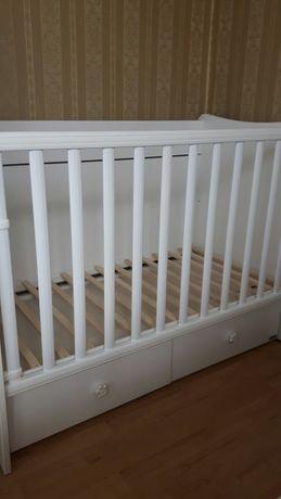 Бебешко легло - люлка с матрак
