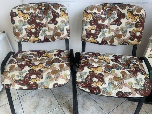 Стол с пеперудки