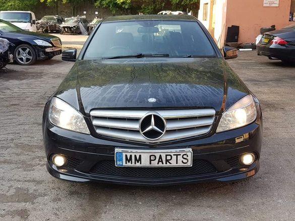 Mercedes W204 C220CDI 651 170кс AMG пакет ръчка НА ЧАСТИ!