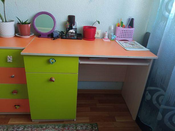 Детский мебель, набор, 4 предмет