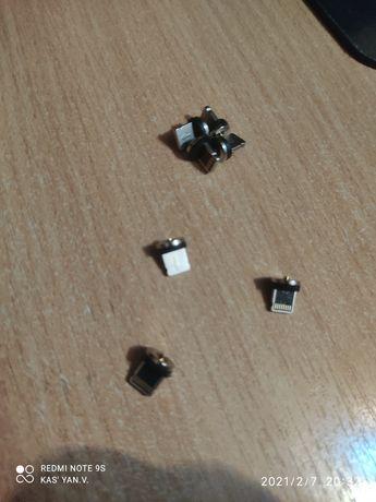 Магнитики для зарядки на iPhone