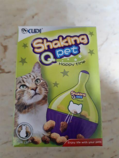 Jucarie pisici si catei Shake Q Pet