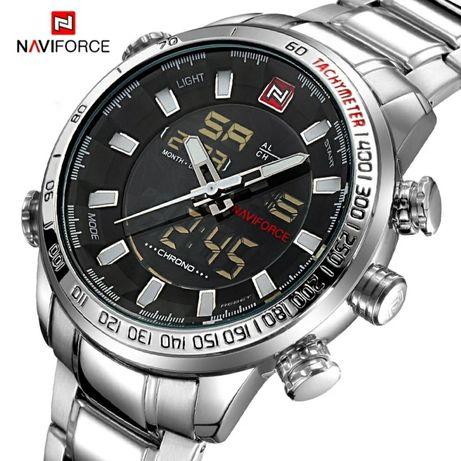 Мъжки луксозен часовник NAVIFORCE