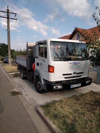 Transport de 7,5t, basculabil + macara.