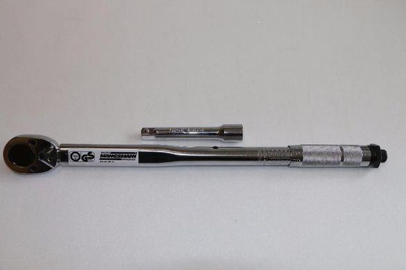 """Автоматичен динамометричен ключ Mannesmann 1/2"""", нов, немски, от Герма"""