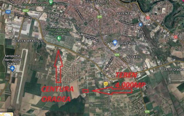 Inchiriez teren 4.000mp - Grigorescu/Apateului
