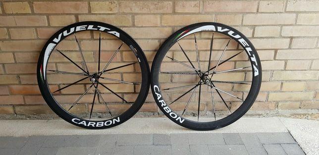 Roti tubulare cursiera/sosea Vuelta Pro Carbon + cadou