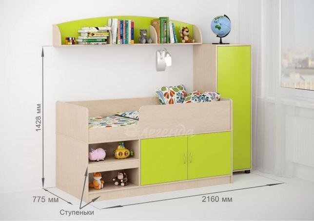 22 Детская комната