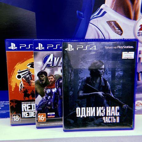 Продажа игр для PlayStation 4 PS4 магазин GAMEtop \ возможен ОБМЕН