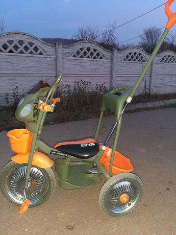 Vând tricicleta copii DHS BABY