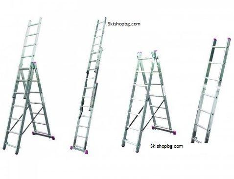 Алуминиева стълба 12 метра под наем