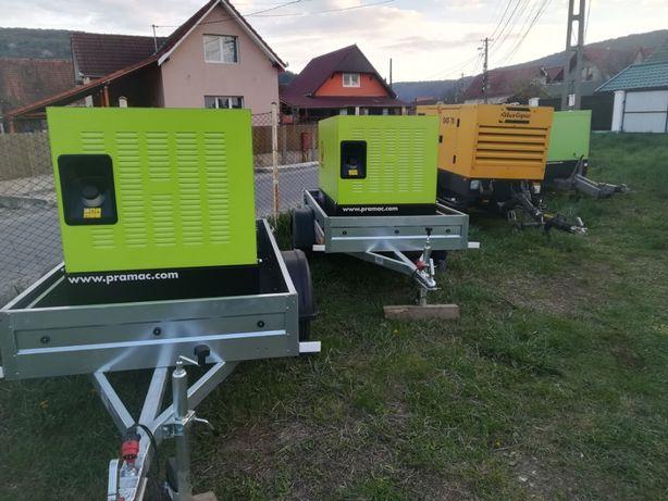 Inchiriez generator de curent trifazic 5-70 KW inchiriere generatoare