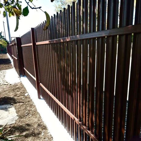 Meserias construesc garduri